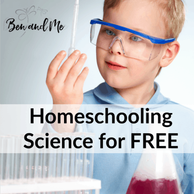 Homeschooling Science for Free