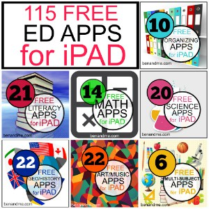 115 Free iPad Apps to Kickstart Your School Year