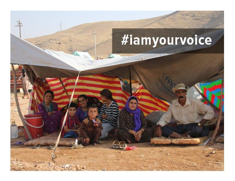 iamyourvoice camp