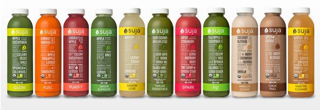 The Juice Fast (Day 20) Weight Check and Introducing Suja Juice
