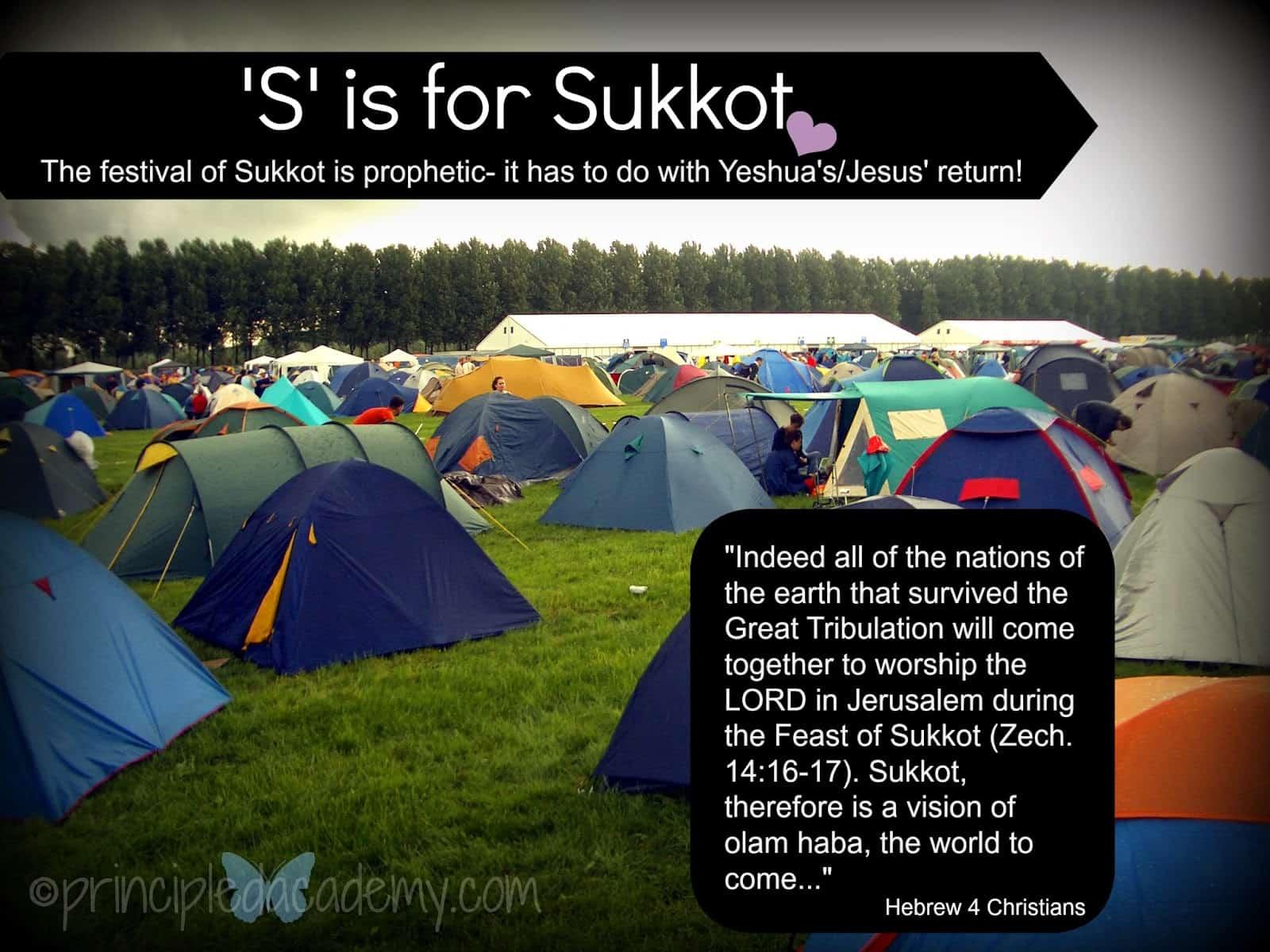 Word Study:  Sukkot