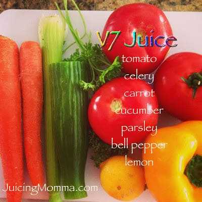 The Juice Fast (Day 17) Tomato Juice Recipe