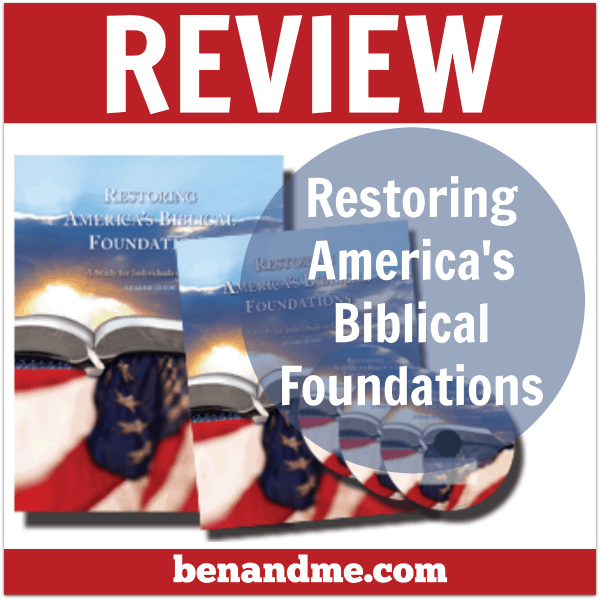 Review: Restoring America's Biblical Foundations
