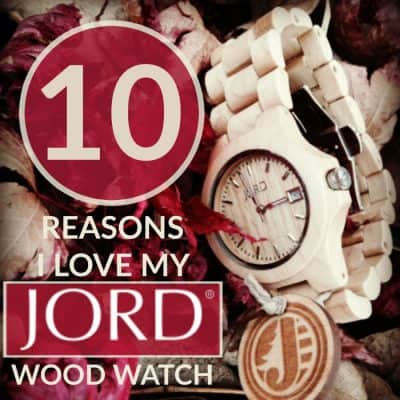 10 Reasons I Love My JORD Wood Watch