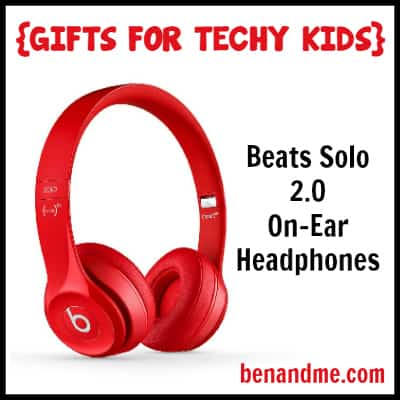 Gifts for Techy Kids Beat Solo On Ear Headphones