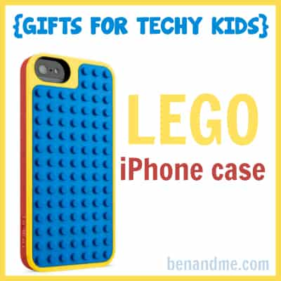 Gifts for Techy Kids Lego iPhone Case