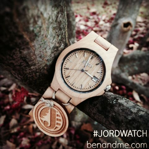 Jord Wood Watch Review -- 10 Reasons I Love My #JORDWATCH