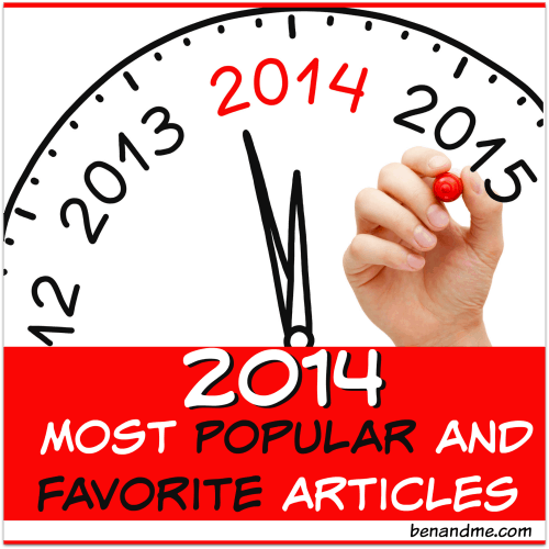 2014 Most Popular and Favorite Articles