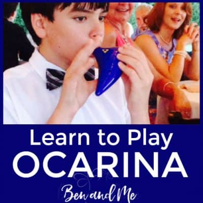 Learn to Play the Ocarina