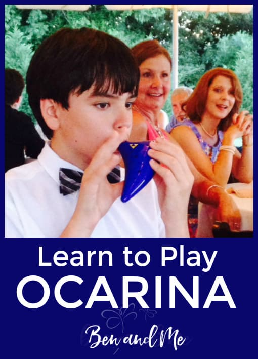 Learn to Play Ocarina