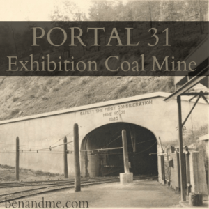 Portal 31 Exhibition Coal Mine