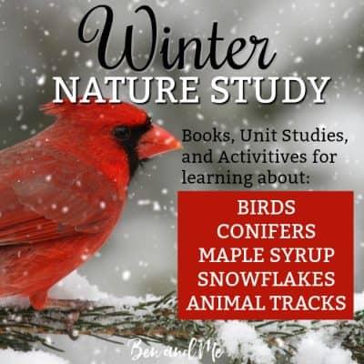 Winter Nature Study Resource List