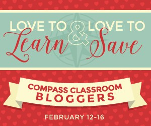 Love to Learn & Love to Save: Homeschool Curriculum Discount from Compass Classroom