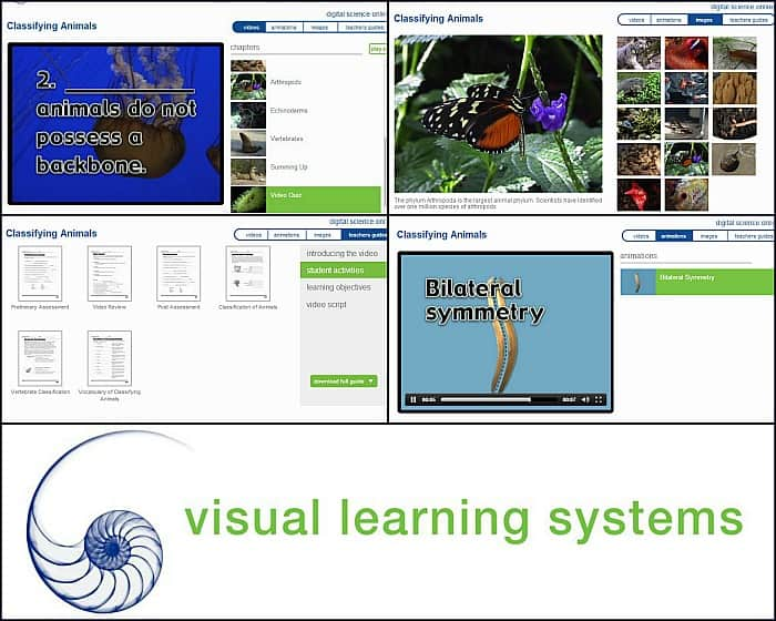 Review: Digital Science Online (Visual Learning Systems)