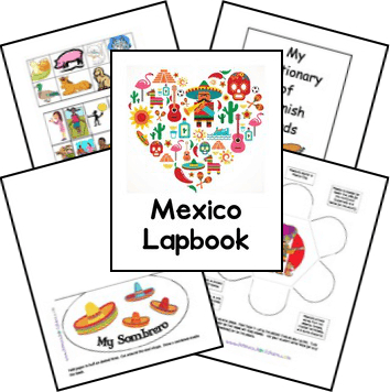 mexico_lapbook_complete