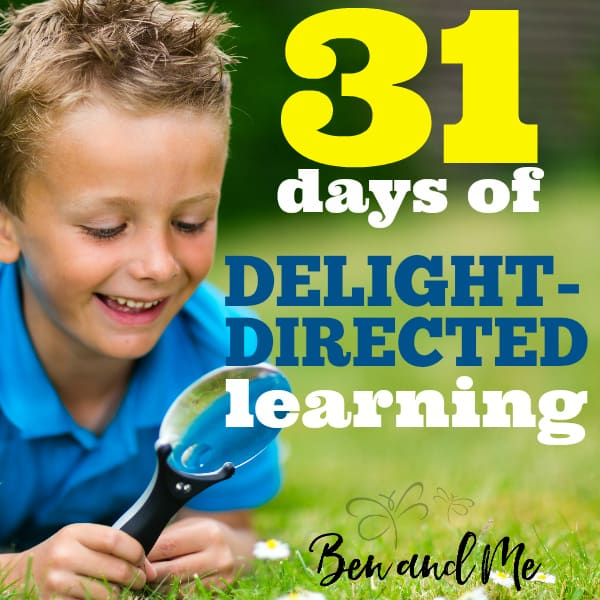 31 Days of Delight-Directed Learning