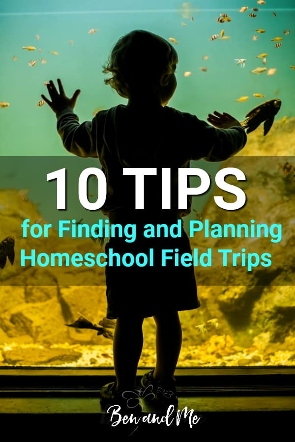 Field trips greatly enrich homeschooling, there's no doubt about it. Here are 10 tips for how to find them and how to plan them for your family. #homeschool #fieldtrips #homeschoolfieldtrips #educationaltravel #homeschoolfamily