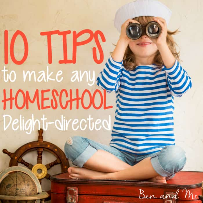 Delight-directed Learning for Every Homeschool (even yours)