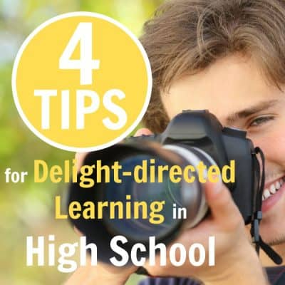 Delight-directed Learning: Homeschooling High School