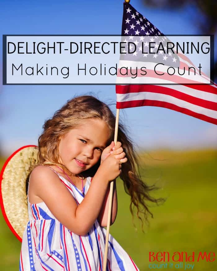 Delight-directed Learning Making Holidays Count