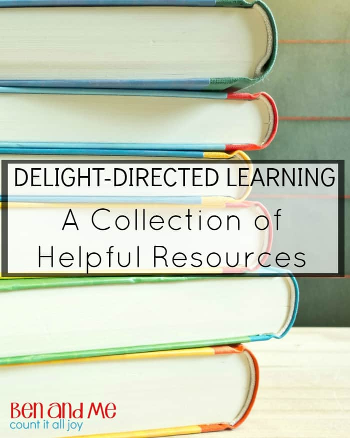 Delight-directed Learning A Collection of Helpful Resources
