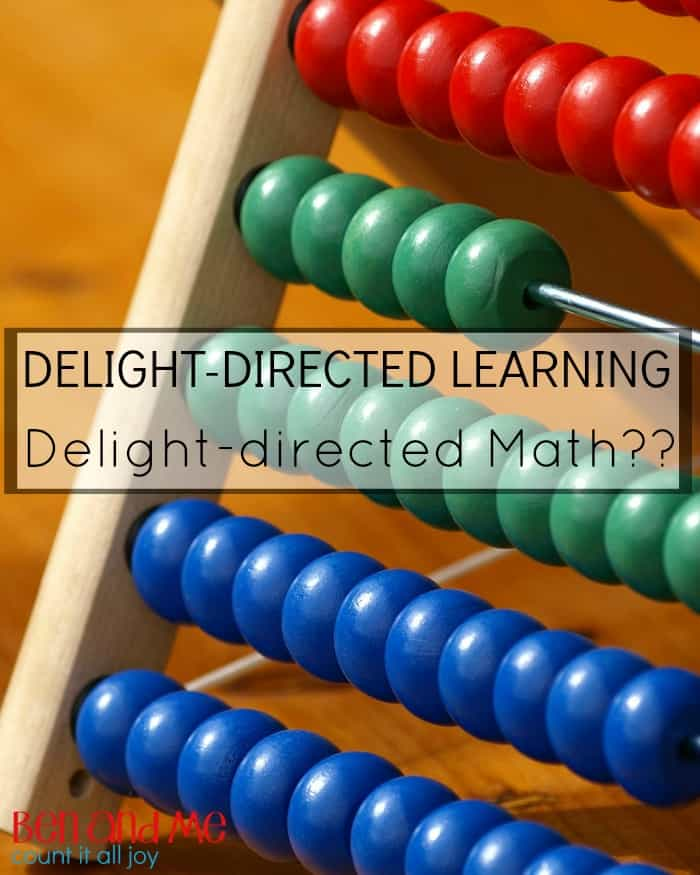 Delight-directed Learning: Delight-directed Math?
