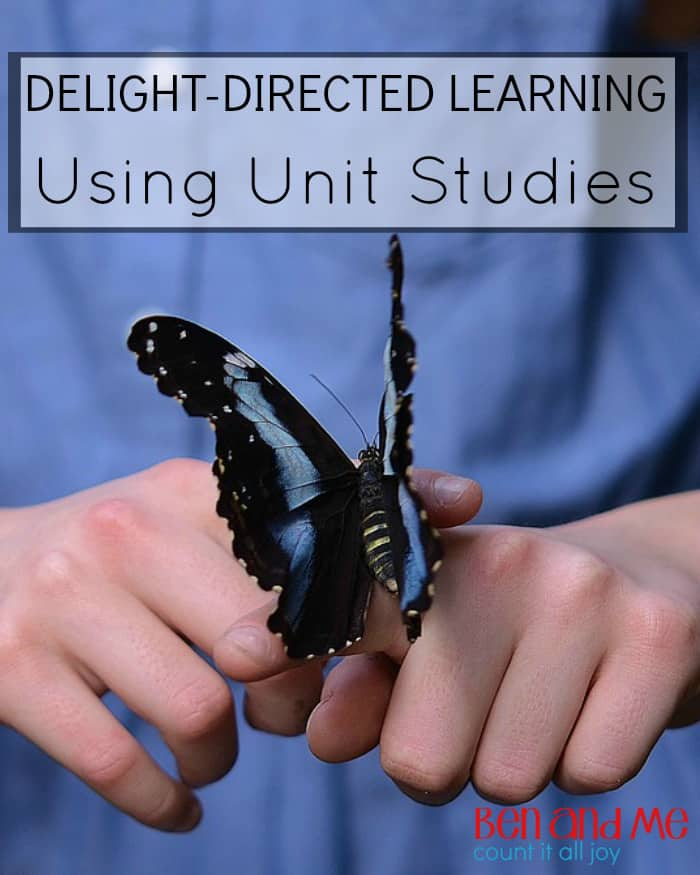 Delight-directed Learning Using Unit Studies