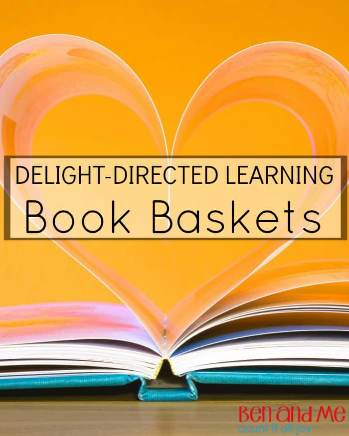 Delight-directed Learning with Book Baskets