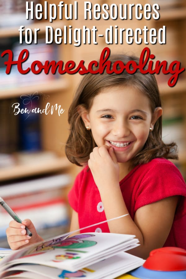 I'm sharing my list with you of fabulous homeschool curriculum choices and other helpful resources for delight-directed homeschooling. I hope you find them helpful as you move forward in your homeschool year. #homeschool #homeschooling #unschooling #delightdirectedhomeschool #childledlearning #homeschoolcurriculum