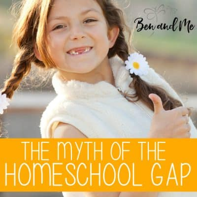 The Myth of the Homeschool Gap