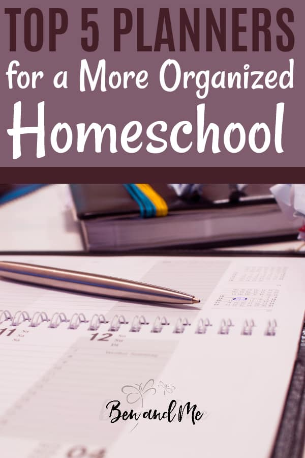 I have purchased, reviewed, and attempted to use several planners. Most of the time, I end up using them as more of a journal than a planner, but I think I have a good idea of what works well in a homeschool planner.  #homeschool #homeschoolmom #homeschoolplanners #organizedhomeschool