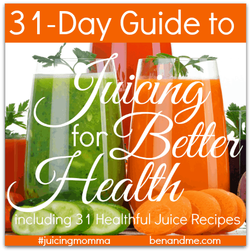 31 Day Guide to Juicing for Better Health