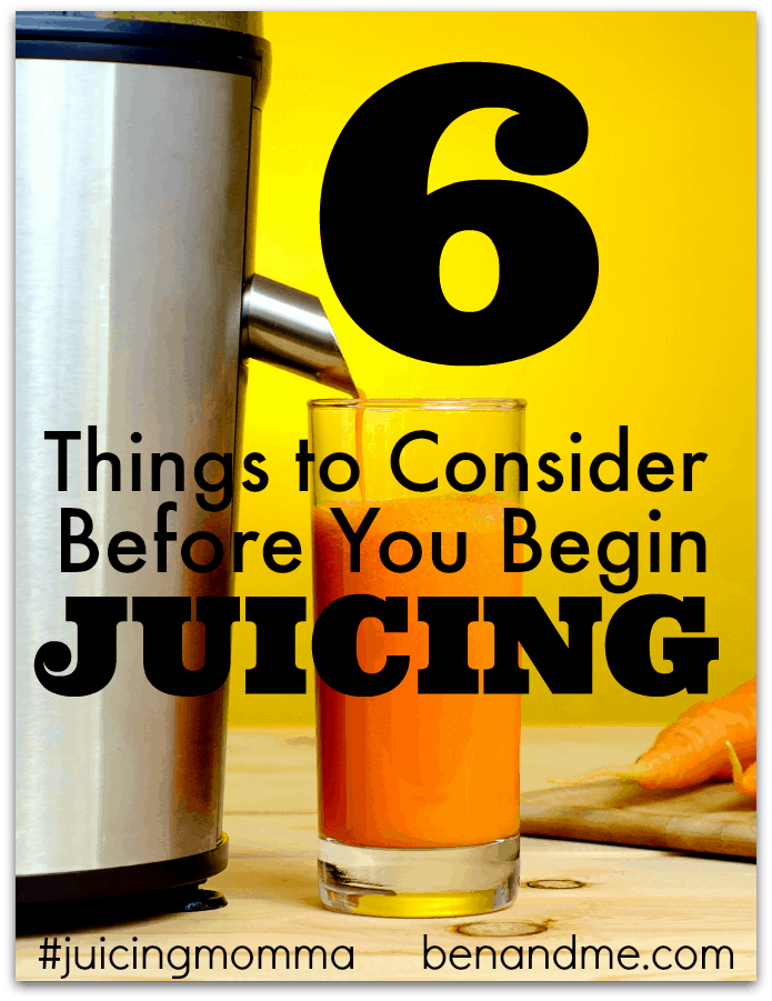 6 Things to Consider Before You Begin Juicing + Carrot-Apple-Orange Juice Recipe