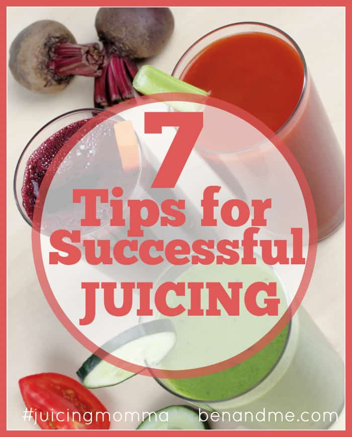 7 Tips for Successful Juicing + a Vibrant Kale Juice Recipe