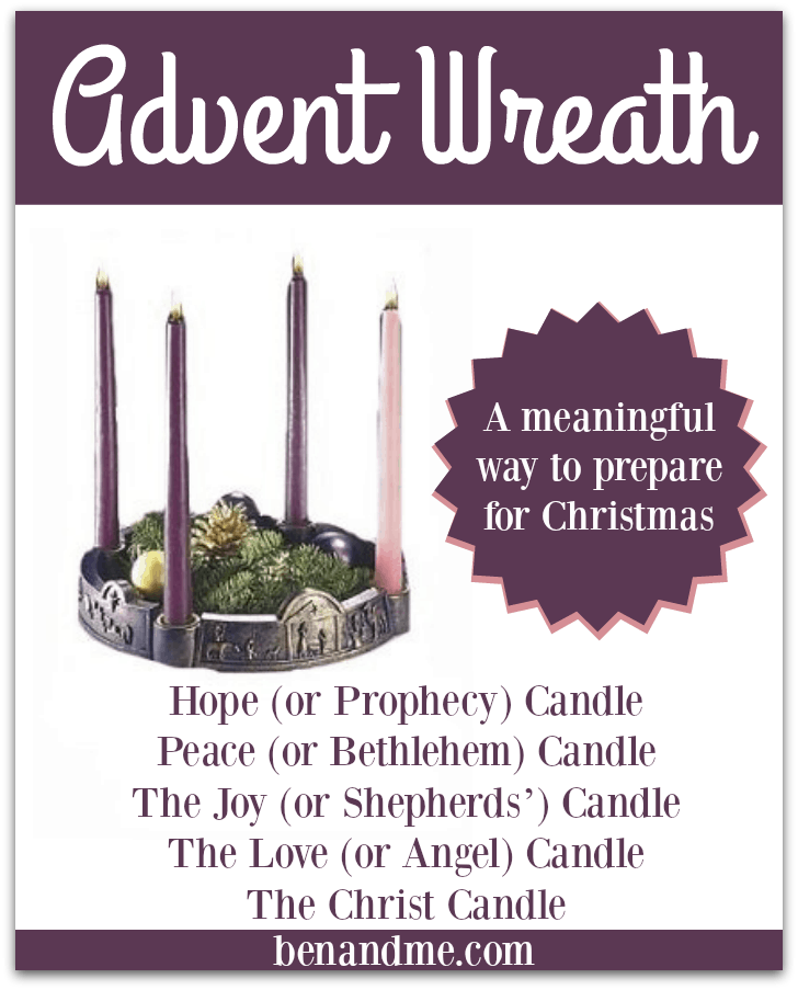 Advent Wreath a Meaningful Way to Prepare for Christmas