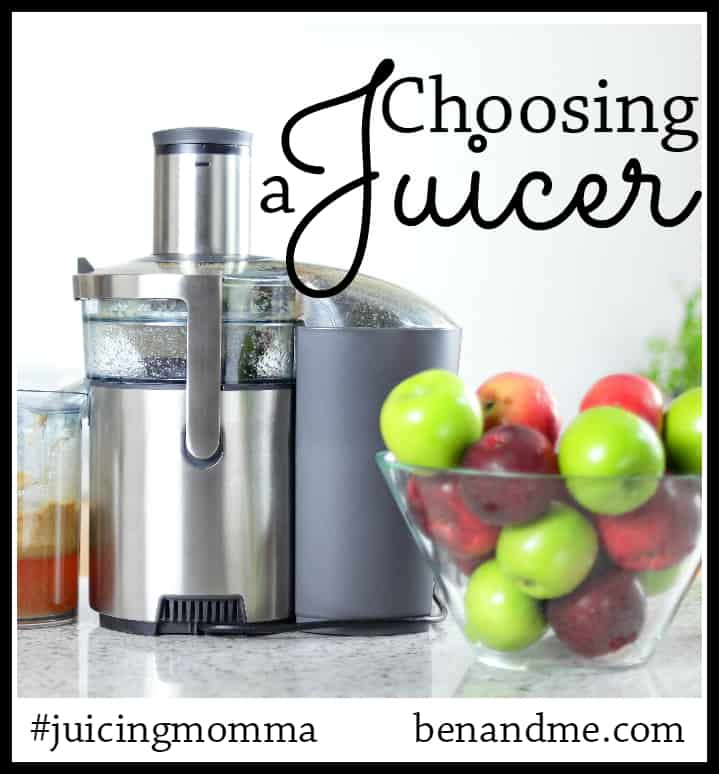 Choosing a Juicer + Orange-Strawberry Sunrise Juice Recipe