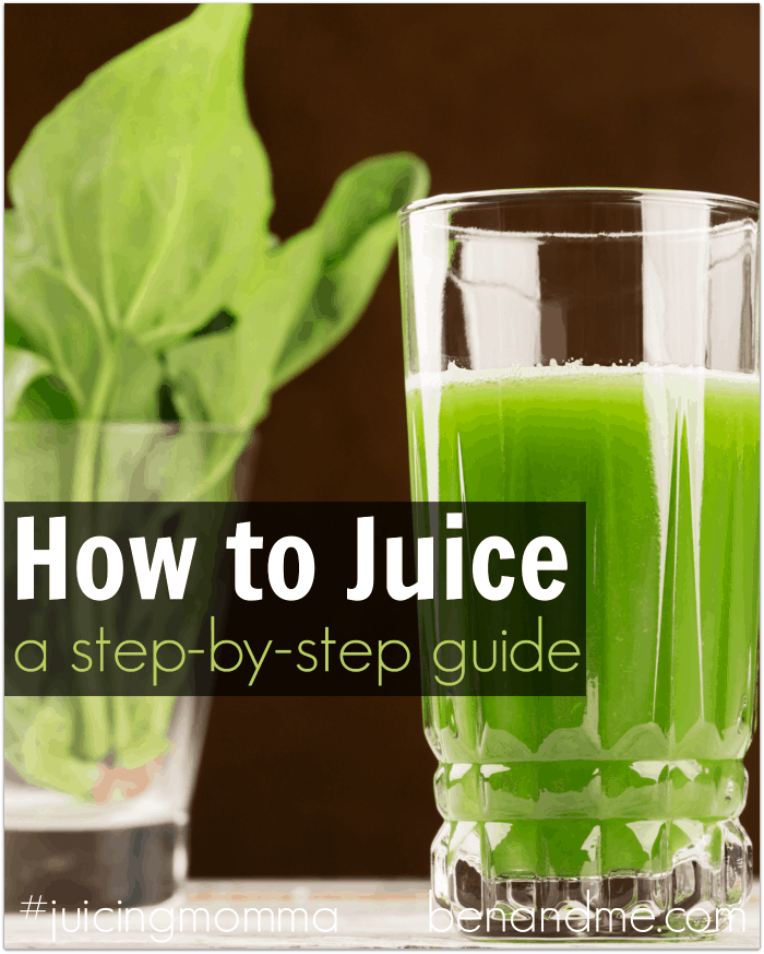 How to Juice_A step by step guide