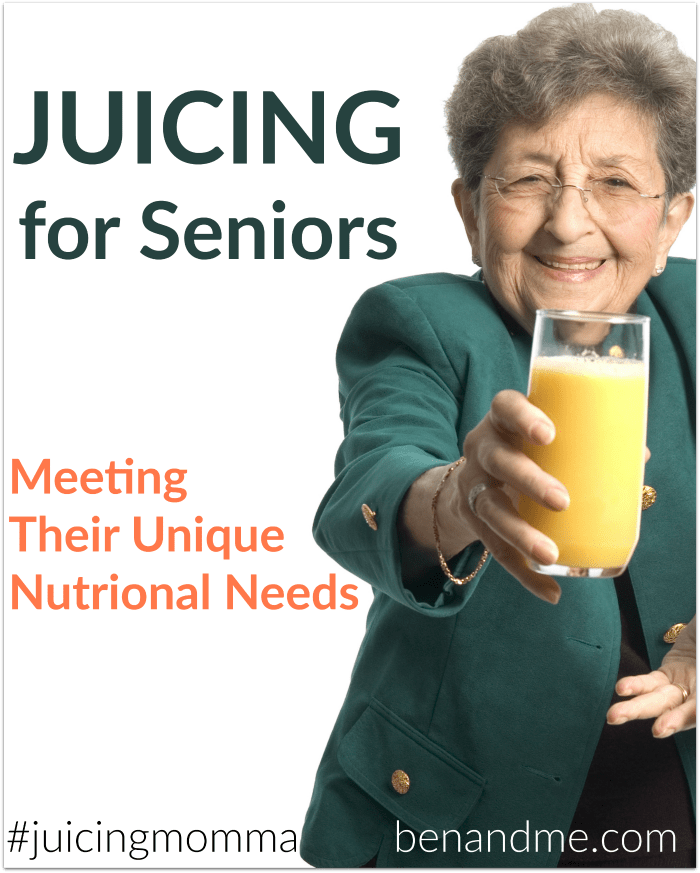 Juicing for Seniors: Meeting Their Unique Nutritional Needs + Pineapple-Avocado Smoothie Recipe