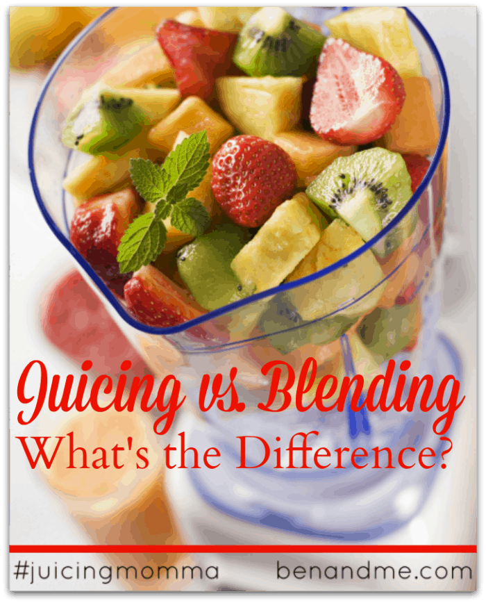 Juicing vs. Blending _ What's the Difference