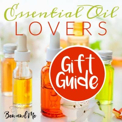 Ultimate Gift Guide for Essential Oil Lovers