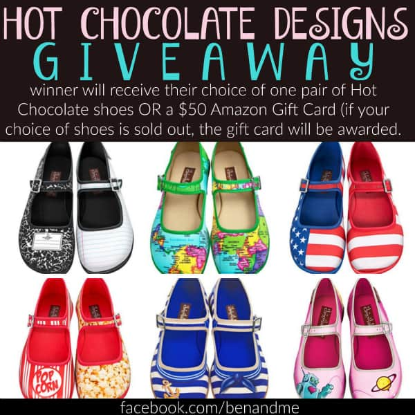 Hot Chocolate Giveaway