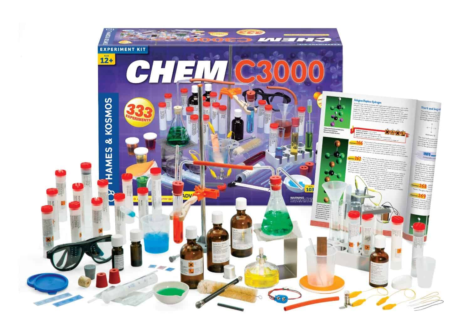 15 best science gifts for teen boys ben and me best science gifts for teen boys chem c3000 chemistry kit solutioingenieria Gallery