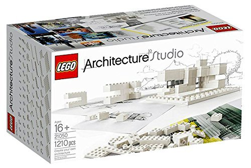 Best Science Gifts for Teen Boys: Lego architecture studio