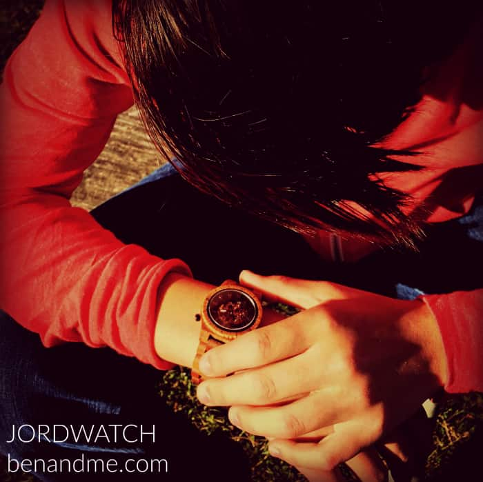 #JORDWATCH JORD wood watches make great gifts for teens, men, and women