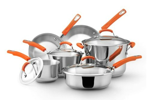 Rachael Ray Stainless Steel Cookware