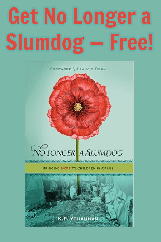 get No Longer a Slumdog by K.P. Yohannon -- FREE