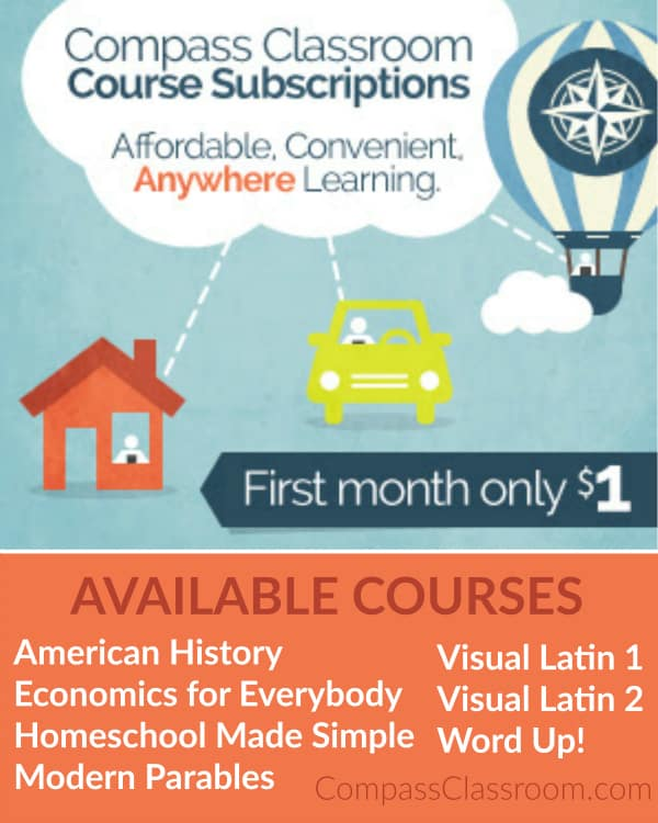 Compass Classroom Streaming Course Subscriptions