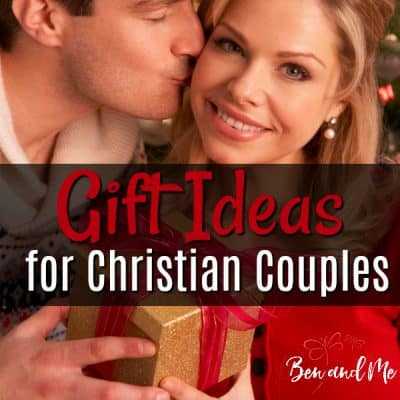 5 Sweet Gifts for Christian Couples