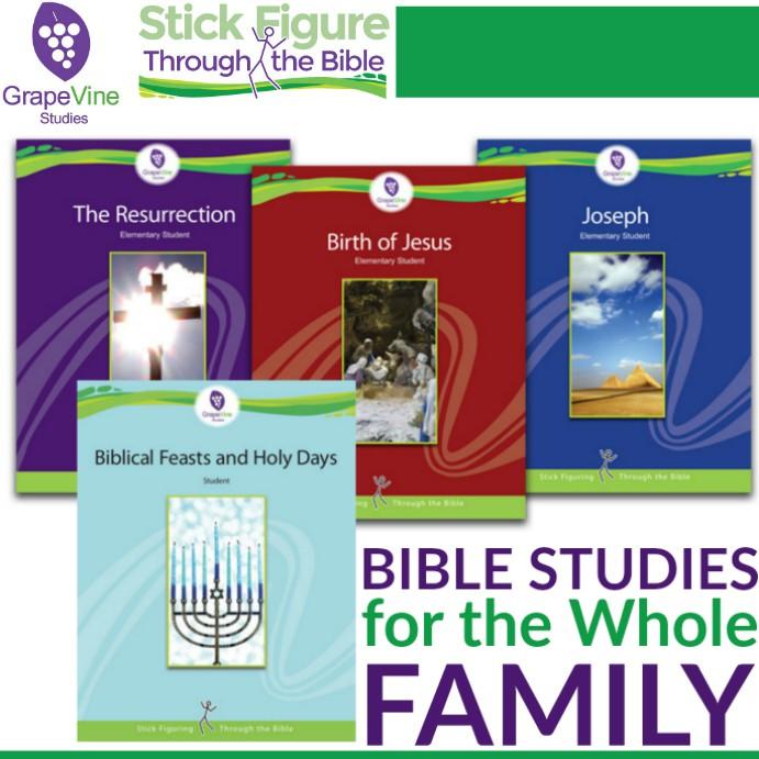 Grapevine Bible Studies  for Kids