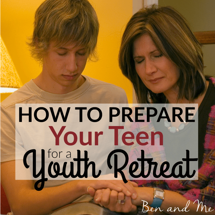 How to Prepare Your Teen for a Youth Retreat FB